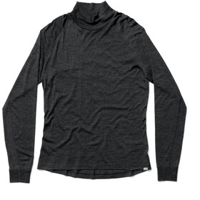 Houdini Activist Turtleneck Baselayer Men, true black